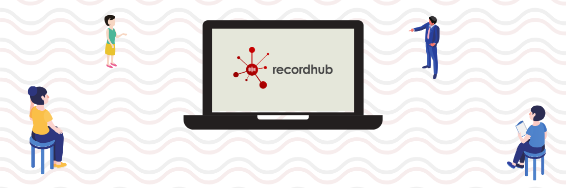 RecordHub - Recording Big Audio Projects Without Entering A Recording Studio